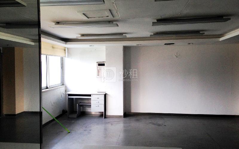 华银商务中心写字楼出租120平米简装办公室80元/m².月