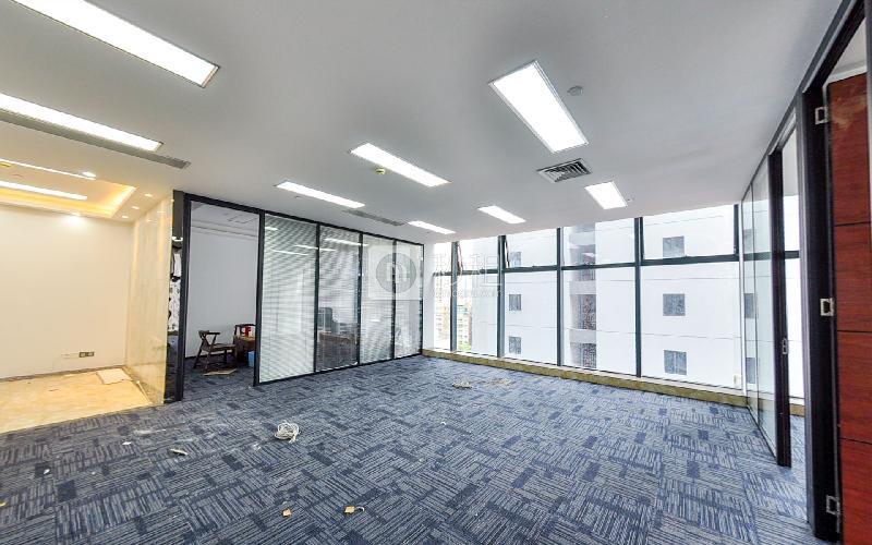 颂德国际大厦写字楼出租175平米豪装办公室125元/m².月