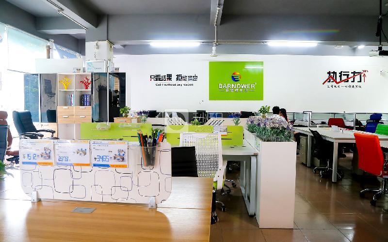 佰诺威家具写字楼出租185平米精装办公室33元/m².月