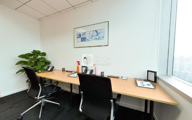 雷格斯商务中心-安联大厦写字楼出租20平米精装办公室7000元/间.月