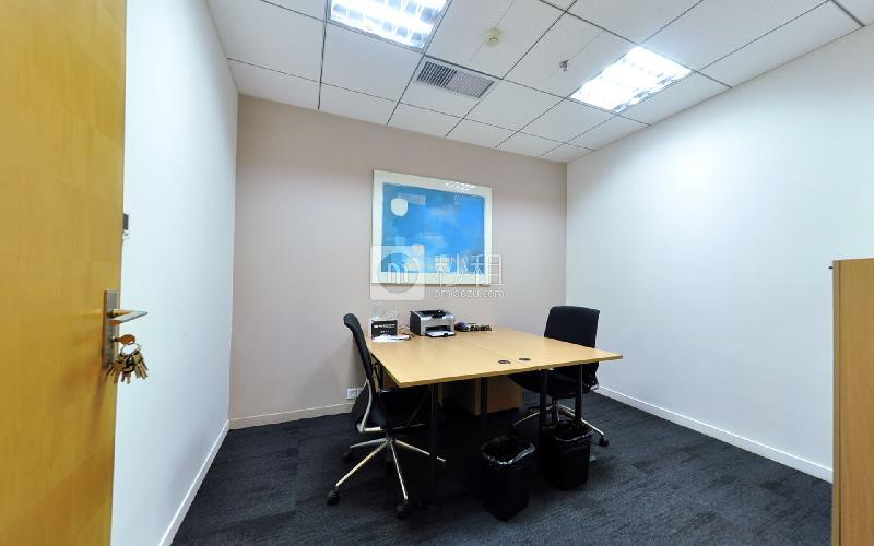 安联大厦-雷格斯商务中心写字楼出租20平米精装办公室7000元/间.月