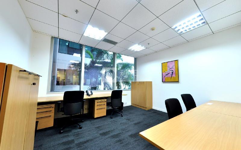 雷格斯商务中心-安联大厦写字楼出租28平米精装办公室17500元/间.月