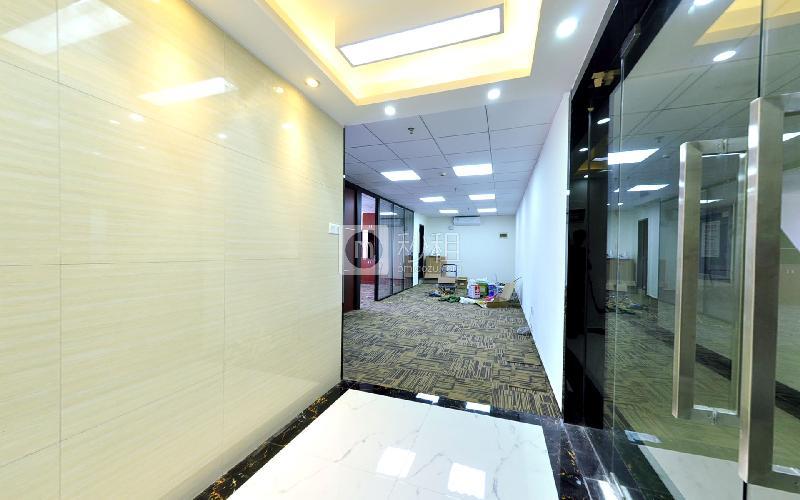 杭钢富春大厦写字楼出租148平米豪装办公室160元/m².月