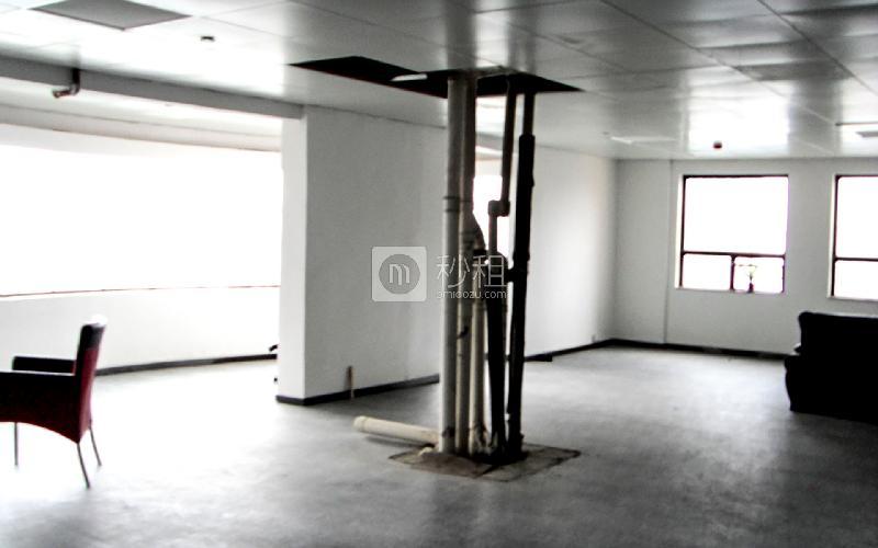 帝都大厦写字楼出租157平米简装办公室110元/m².月