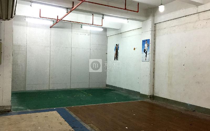 广州设计港科工贸园写字楼出租103平米简装办公室55元/m².月