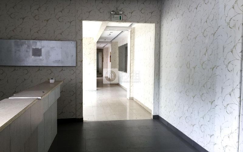 动感小西关写字楼出租668平米简装办公室55元/m².月