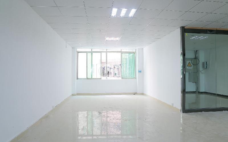宏业创客大厦写字楼出租230平米简装办公室45元/m².月