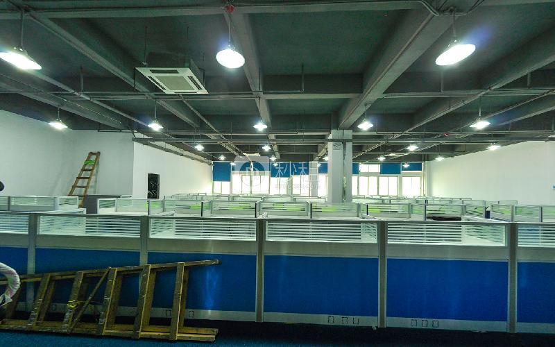 民乐科技园写字楼出租600平米精装办公室68元/m².月