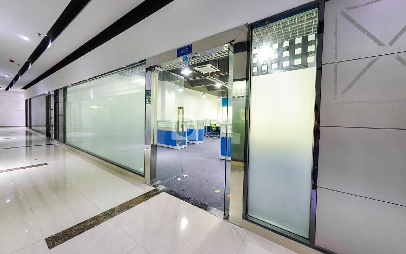 民乐科技园写字楼出租208平米精装办公室68元/m².月