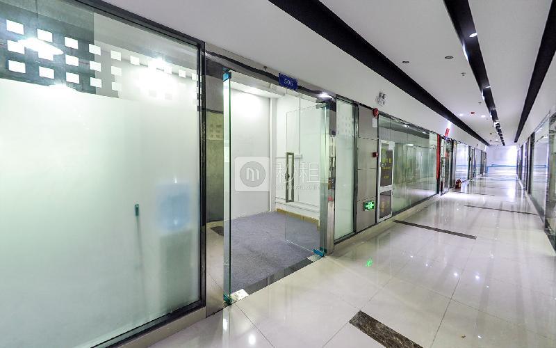 民乐科技园写字楼出租198平米精装办公室68元/m².月