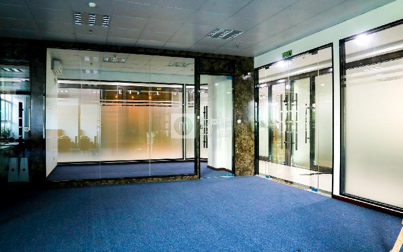 万利工业大厦写字楼出租300平米简装办公室75元/m².月