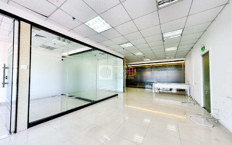 泰然科技园206栋写字楼出租196平米精装办公室100元/m².月