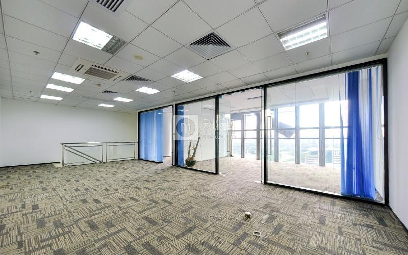 卓越大厦写字楼出租295平米精装办公室148元/m².月