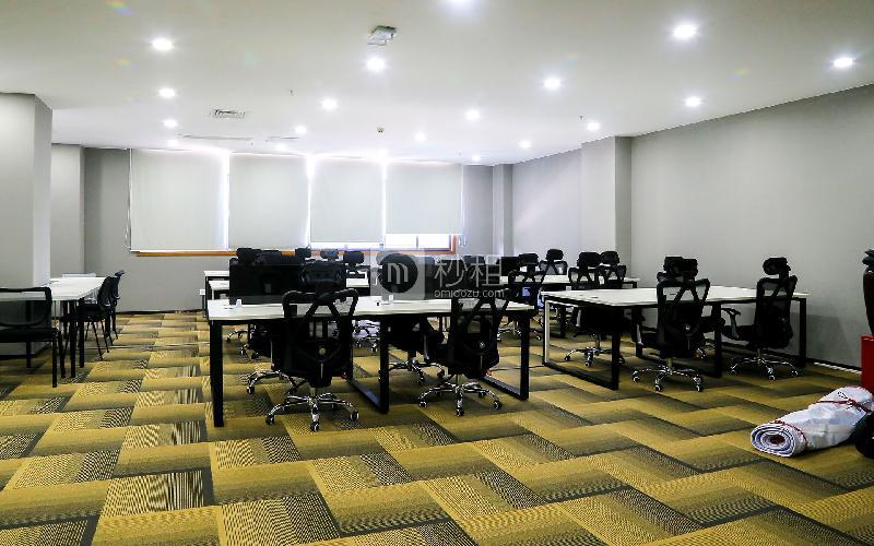 天汇大厦-小马空间写字楼出租3平米精装办公室698元/工位.月