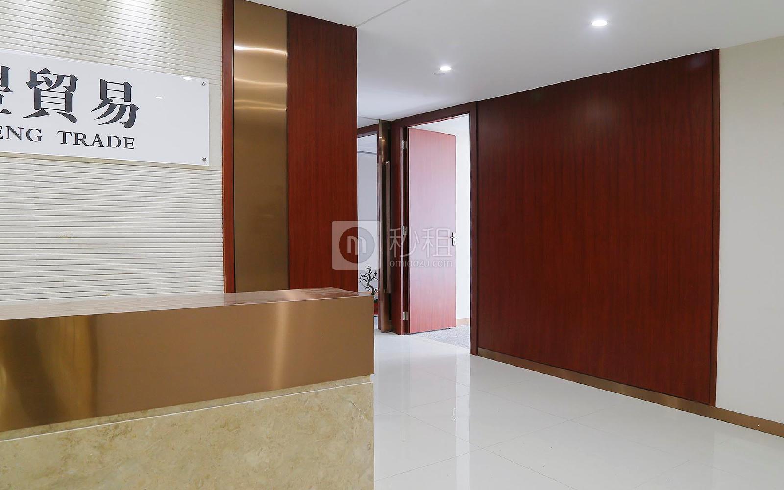 瀚森大厦写字楼出租690平米精装办公室235元/m².月