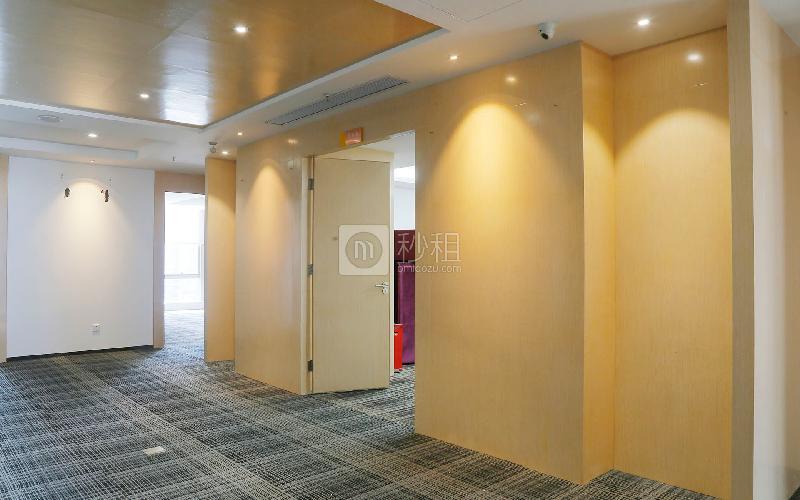 瀚森大厦写字楼出租1573平米精装办公室235元/m².月
