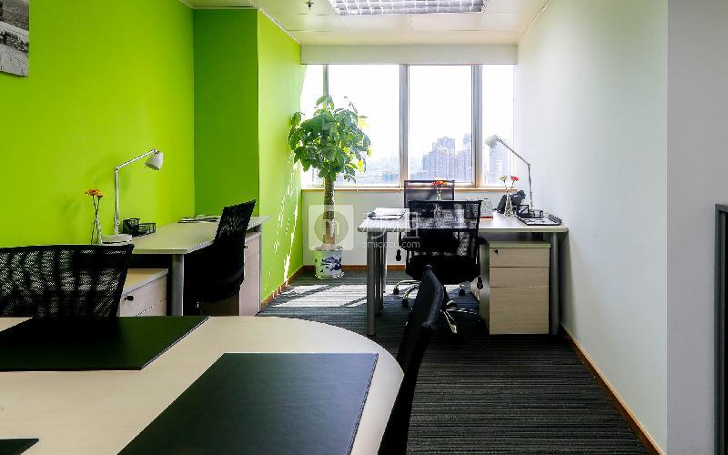 彭年广场-雷格斯商务中心写字楼出租18平米豪装办公室12800元/间.月