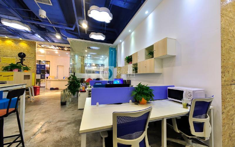 创意银行INNO BANK写字楼出租3平米豪装办公室800元/间.月
