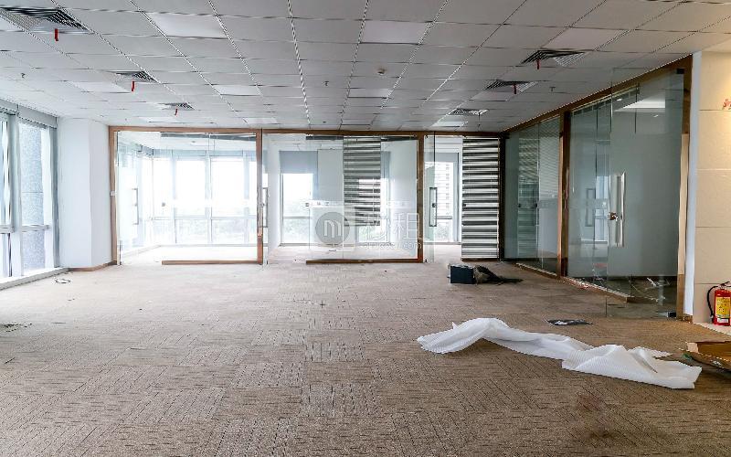 中央西谷大廈寫字樓出租385平米豪裝辦公室170元/m2.月