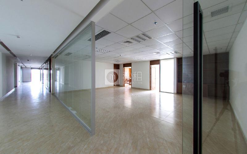 福光智谷写字楼出租280平米豪装办公室100元/m².月