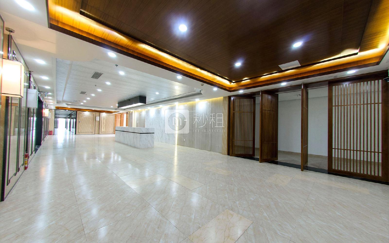 福光智谷写字楼出租368平米豪装办公室110元/m².月