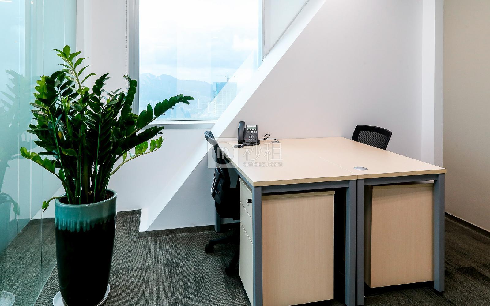 地王大厦-雷格斯商务中心写字楼出租20平米豪装办公室7500元/间.月