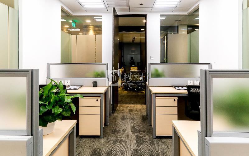地王大厦-雷格斯商务中心写字楼出租38平米豪装办公室17000元/间.月