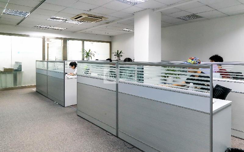 创业孵化园-皇冠科技园写字楼出租203平米精装办公室90元/m².月