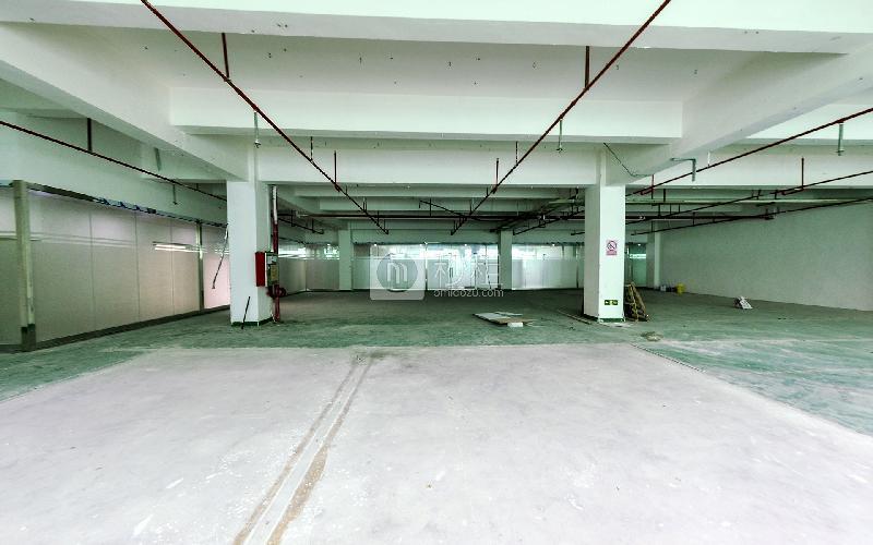 民企科技园写字楼出租1520平米毛坯办公室49元/m².月