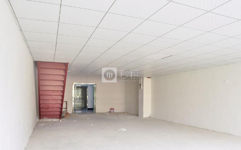 万众润丰写字楼出租219平米简装办公室45元/m².月