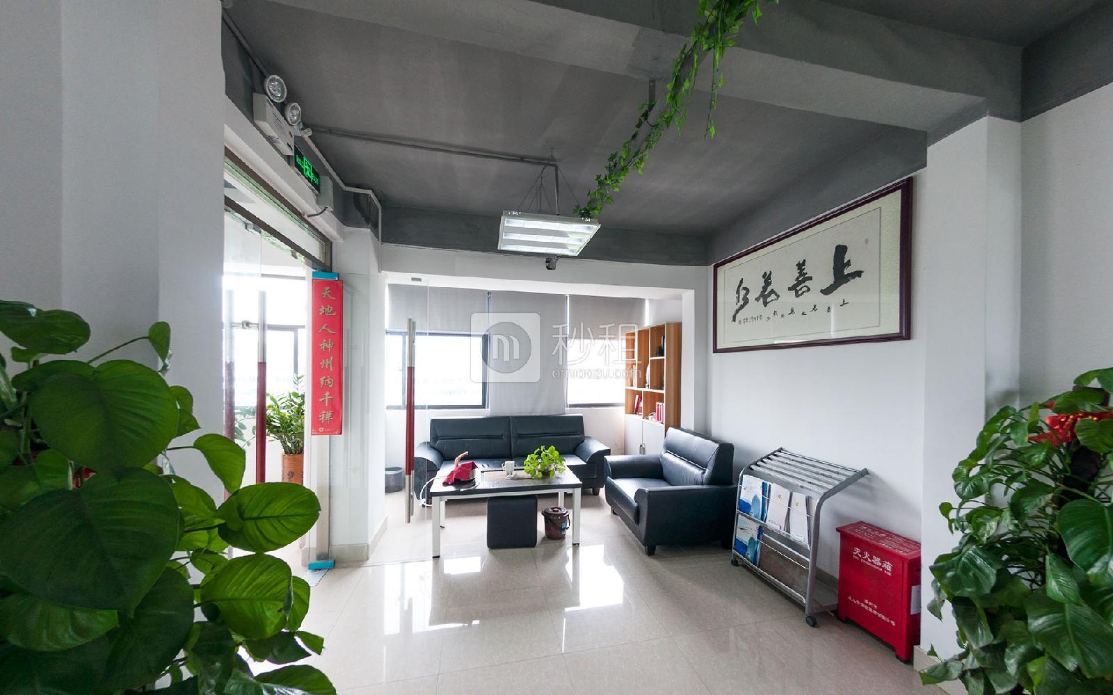 富奇创意大厦写字楼出租185平米简装办公室55元/m².月