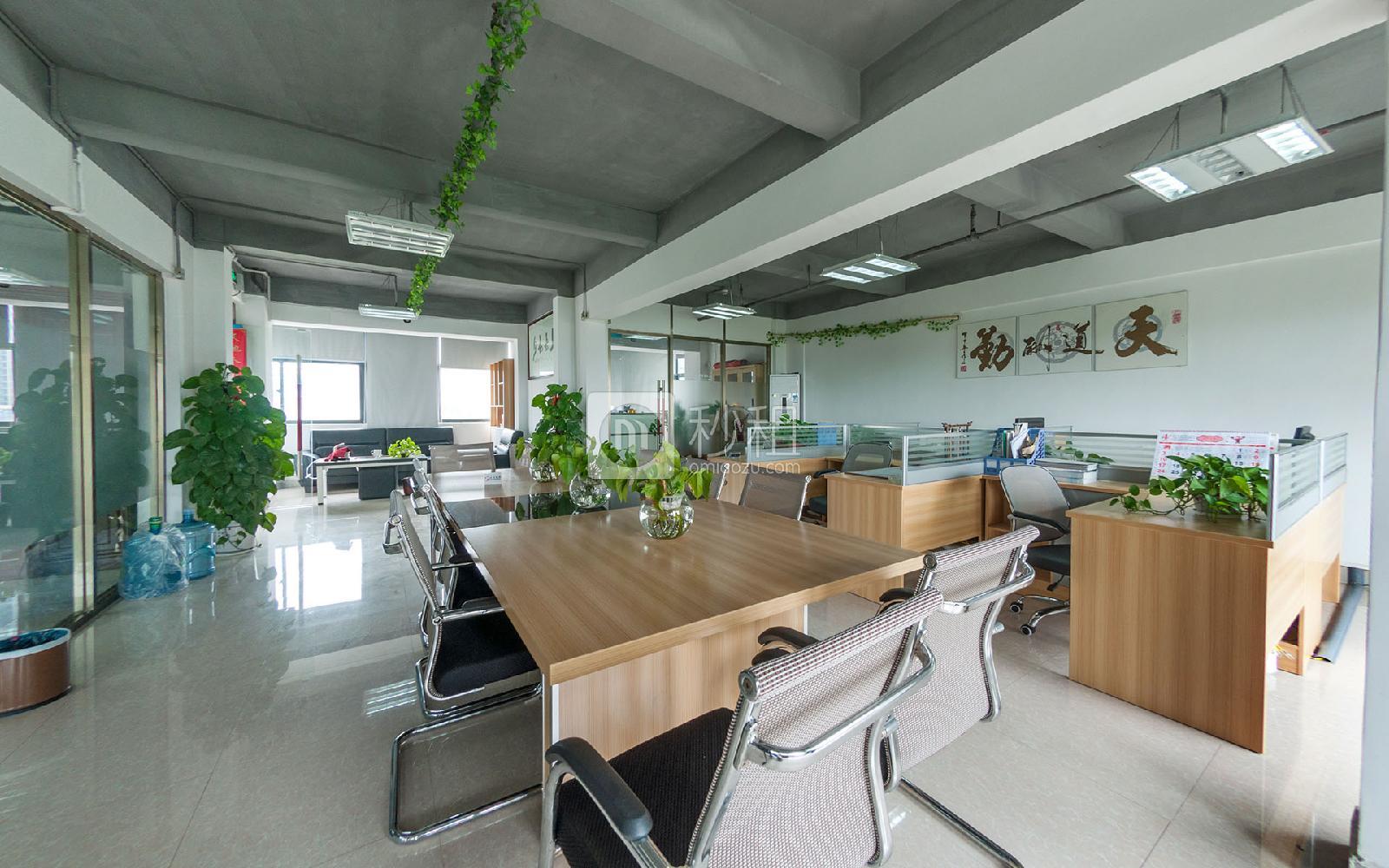 富奇创意大厦写字楼出租116平米简装办公室65元/m².月