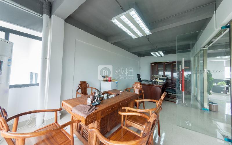 富奇创意大厦写字楼出租450平米简装办公室55元/m².月