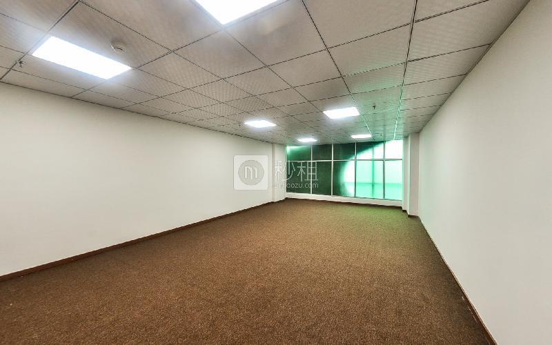 宝立方文化创意园写字楼出租74平米精装办公室68元/m².月