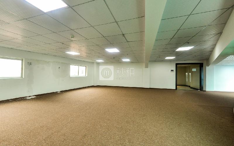 宝立方文化创意园写字楼出租93平米精装办公室70元/m².月