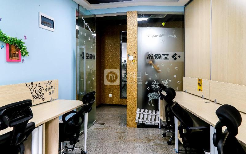 华强广场-华强创客中心写字楼出租20平米豪装办公室6000元/间.月