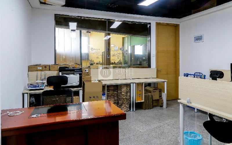 华强广场-华强创客中心写字楼出租28平米豪装办公室8400元/间.月
