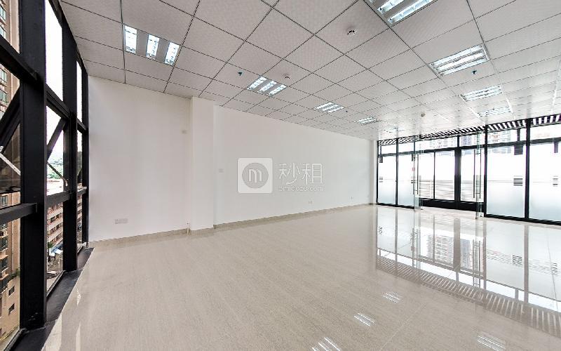 定军山电影文化创意园-博智中心写字楼出租278平米简装办公室50元/m².月