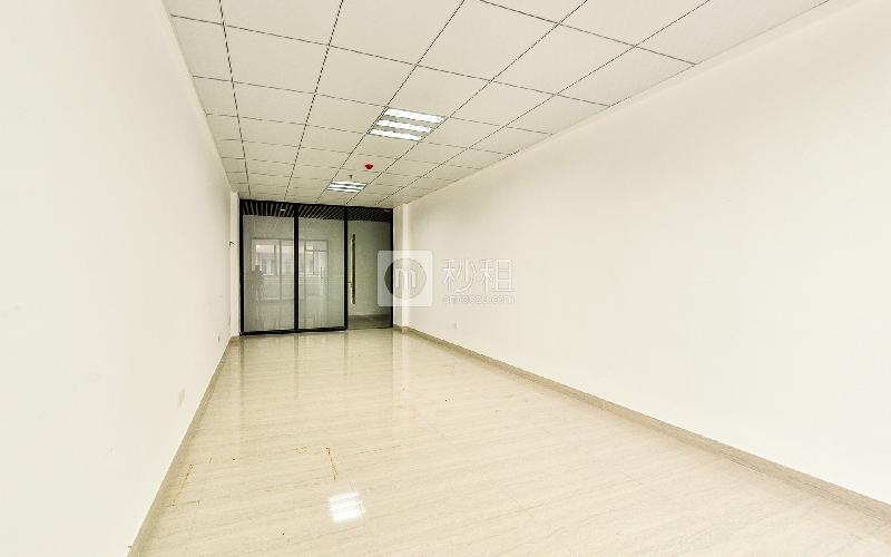 定军山电影文化创意园-博智中心写字楼出租172平米简装办公室50元/m².月