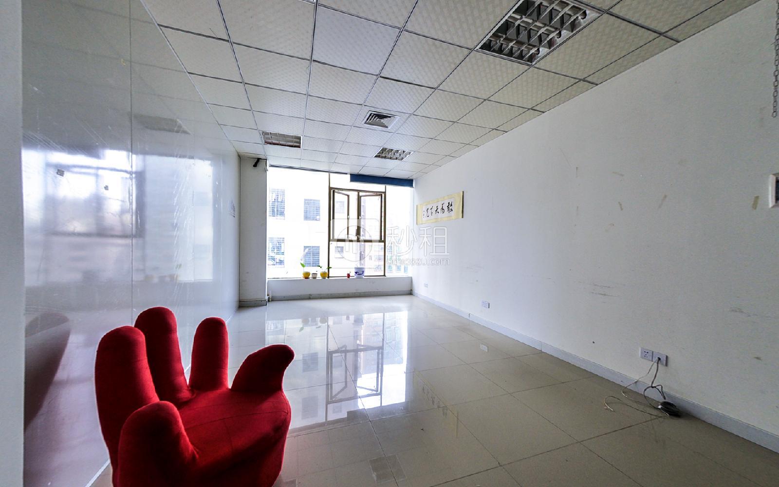 华丰润商业大厦 写字楼出租120平米精装办公室50元/m².月