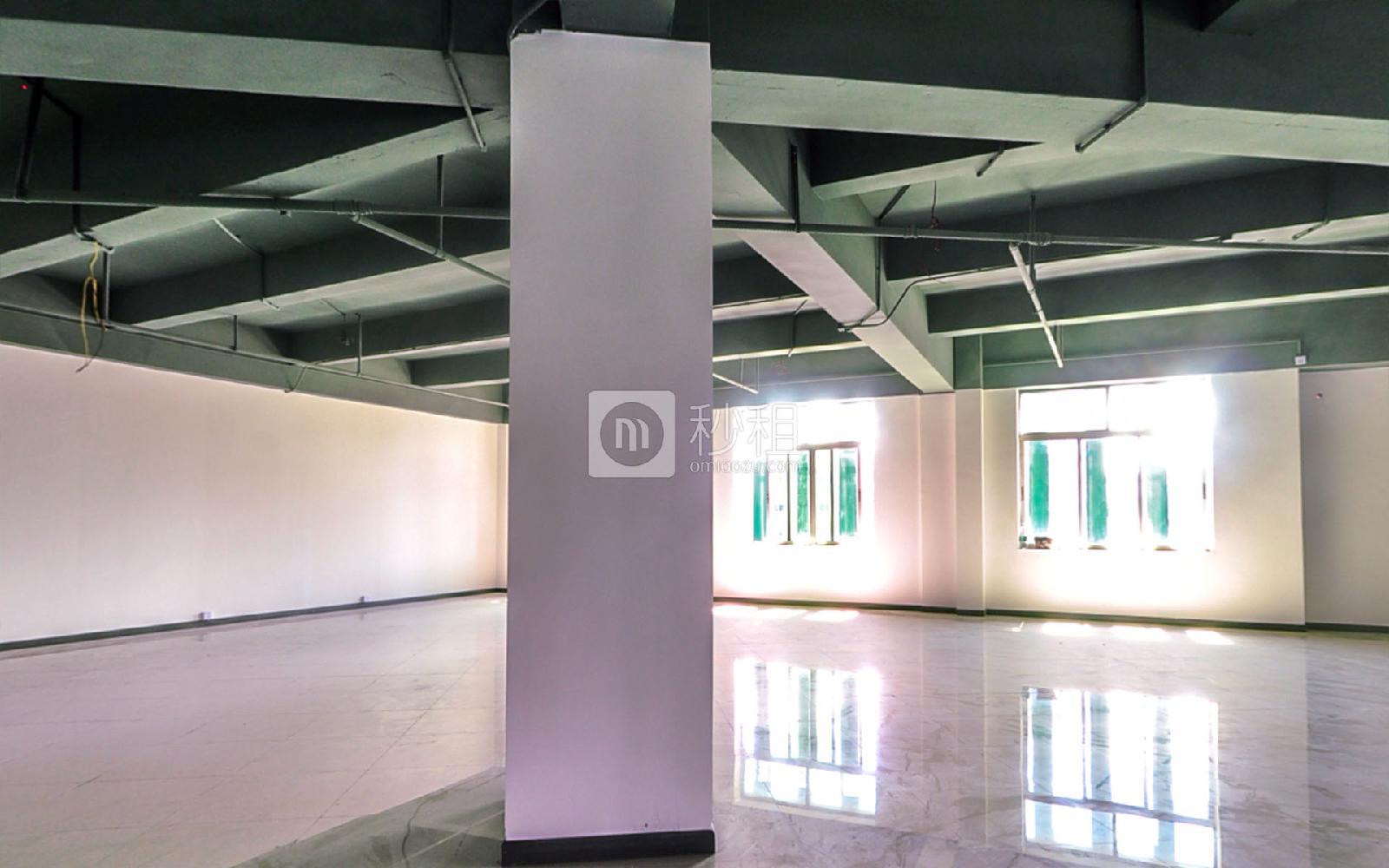 宝路工业区-岭南创谷写字楼出租92平米精装办公室55元/m².月