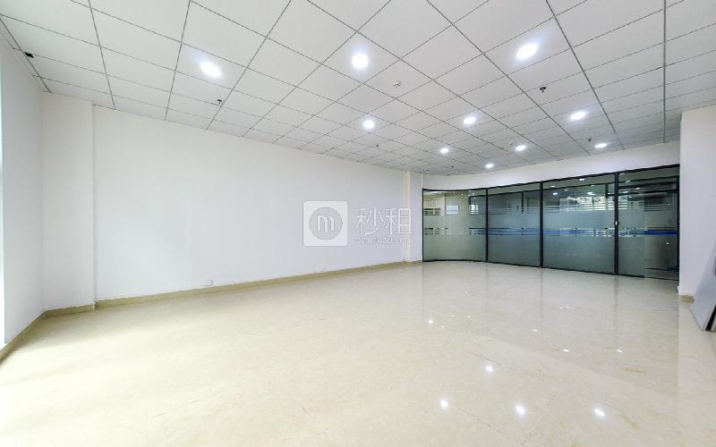 红湾商务中心写字楼出租283平米简装办公室40元/m².月