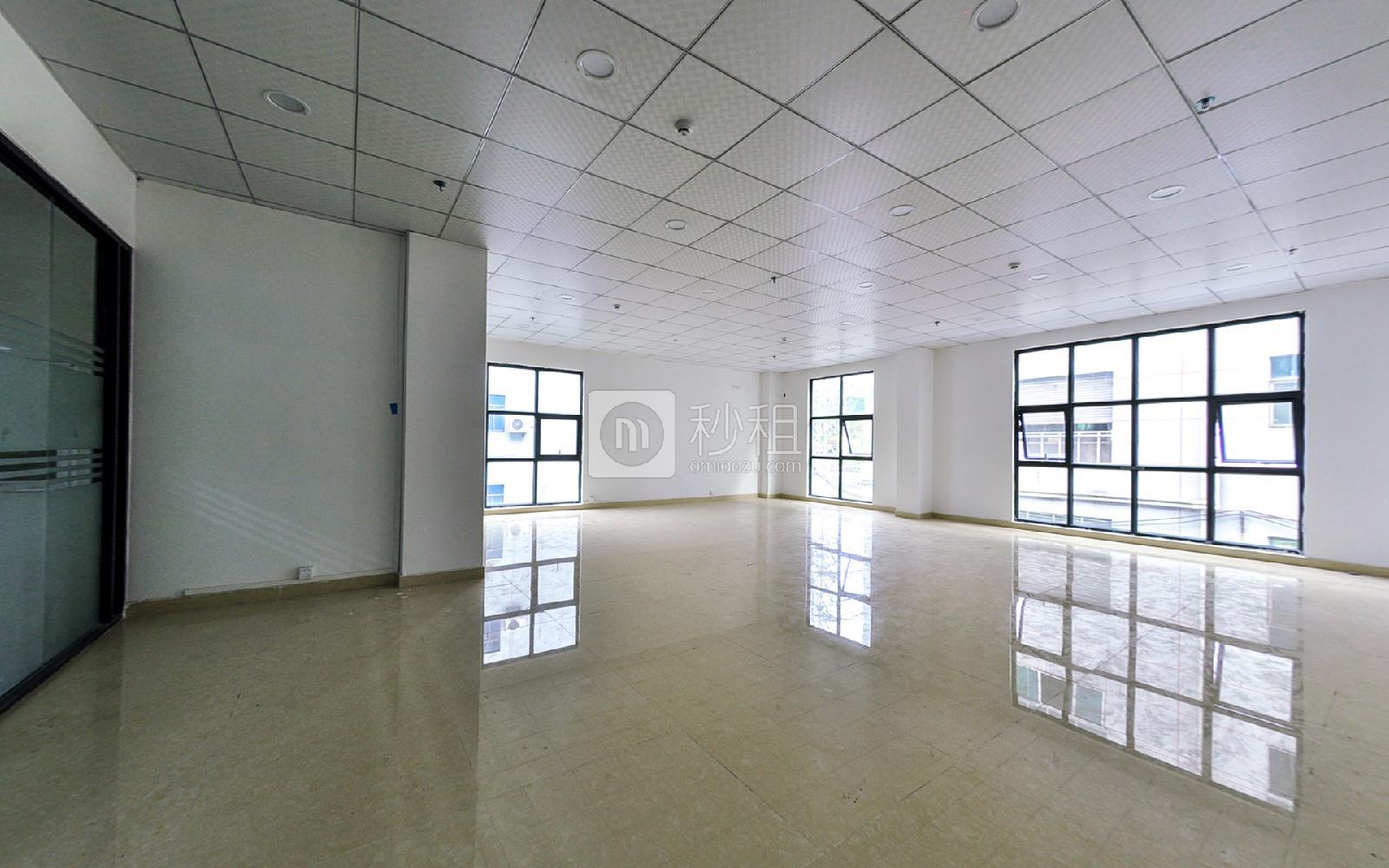 红湾商务大厦写字楼出租278平米简装办公室45元/m².月