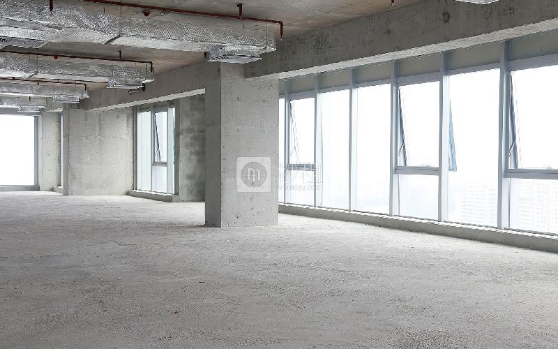 嘉安达大厦写字楼出租242平米毛坯办公室65元/m².月
