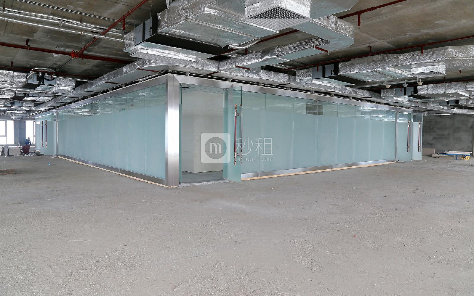 嘉安达大厦写字楼出租315平米毛坯办公室65元/m².月