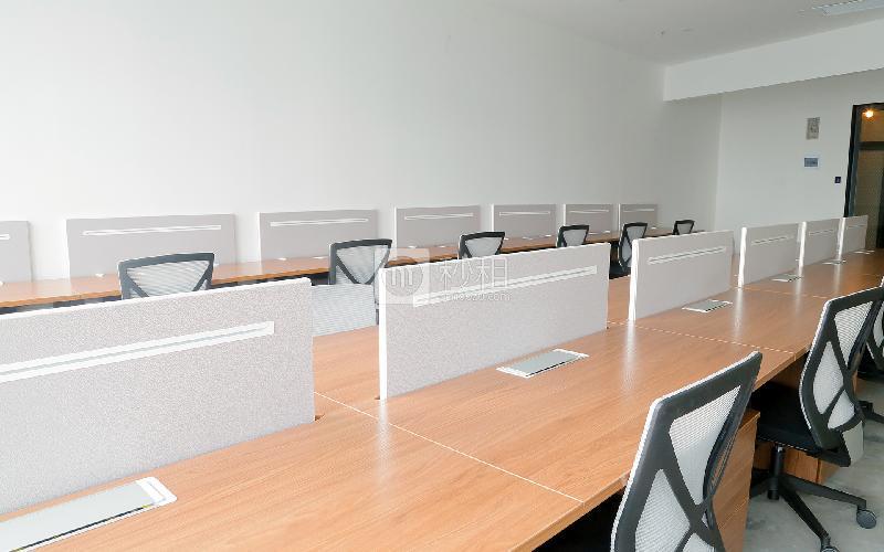 讯美科技广场-阿基米互联网公社写字楼出租120平米毛坯办公室29800元/间.月