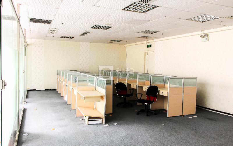 广晟大厦写字楼出租100平米简装办公室134元/m².月