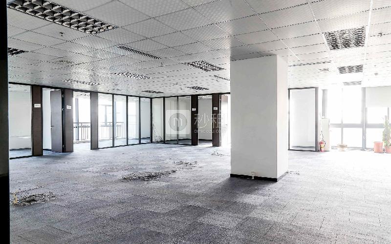 比克科技大厦写字楼出租482平米精装办公室138元/m².月