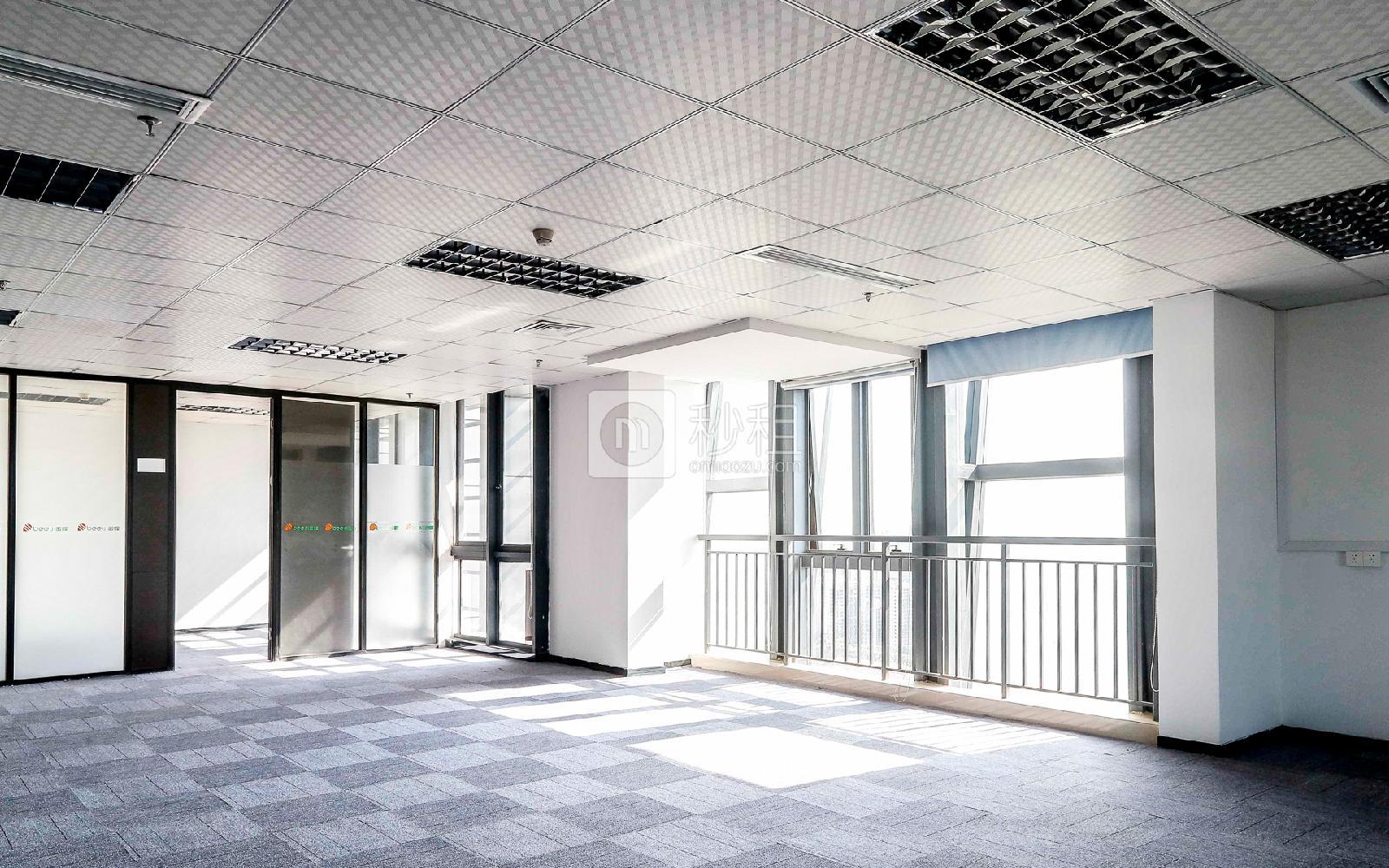 比克科技大厦写字楼出租266平米精装办公室90元/m².月