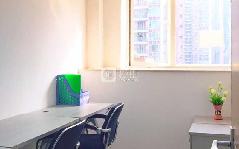 锦绣联合商务大厦-创富港写字楼出租5平米精装办公室2500元/间.月